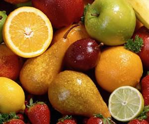 La importancia de la frutas durante la dieta