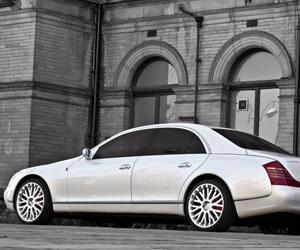 El auto de la boda real:Project Kahn rinde su particular tributo con un Maybach muy especial