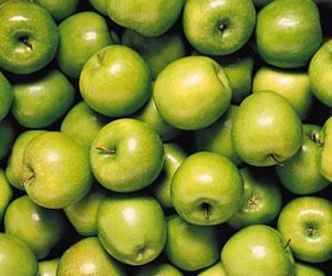 Los milagros que hace comer manzana