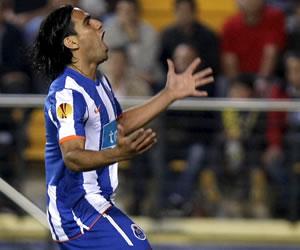Goles de Falcao le bastan al Porto para estar en la final de la Europa L