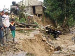 Resultado de imagen para san vicente de chucuri inundado