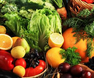 Efectos positivos al comer regularmente frutas y verduras