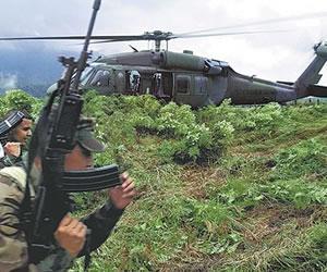Hostigamientos de las Farc en el norte del Cauca dejan siete heridos