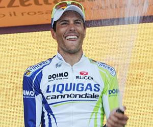 El italiano Capecchi ganó la etapa 18 del Giro. Los nacionales sin cambios