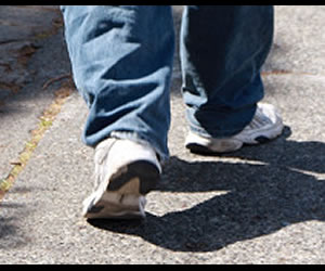 Caminar a buen ritmo ayuda a luchar contra el cáncer de próstata