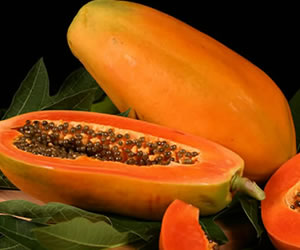 Los beneficios de la papaya con su vitamina C