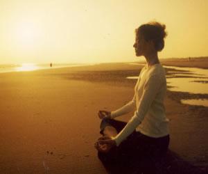 La meditación puede curar dolores