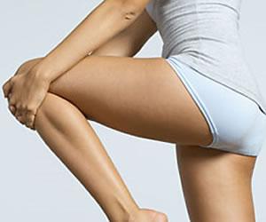 Cómo mantener tus piernas en forma
