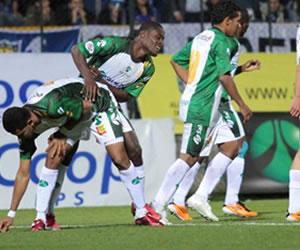 La Equidad 2-1 Nacional Liga Postobón Final ida