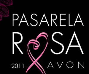 Pasarela Rosa Avon y la detección temprana del cáncer de seno