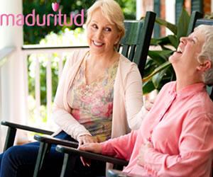 Las mujeres pueden vivir un tercio de la vida después de la menopausia