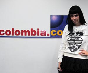 """Rakel presenta en colombia.com """"Lo que respiras"""""""