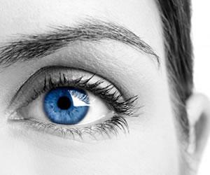 Gimnasia ocular para los ojos cansados y mirada triste