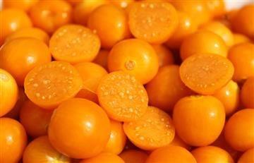 La uchuva: una fruta con propiedades terapéuticas