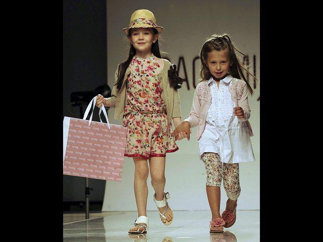 Lo último de la moda para los más pequeños