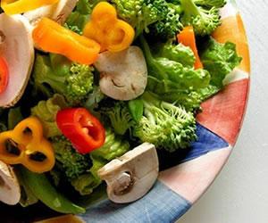 ¿Vegetarianas por un día?