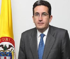 Juan Mesa se posesiona como alcalde ad hoc de Bogotá