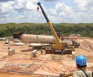 Indicios de presencia de hidrocarburos en Arauca