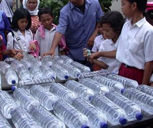 SODIS: Nueva técnica para la purificación del agua