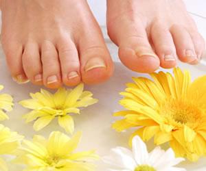 Los diez mejores consejos para el cuidado de sus pies