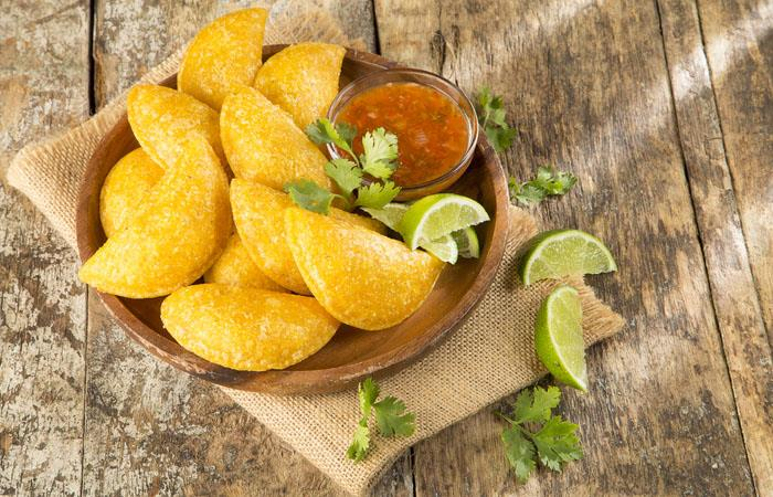 Empanadas De Pipian Entrada Receta Colombiana