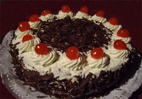 Selva de chocolate