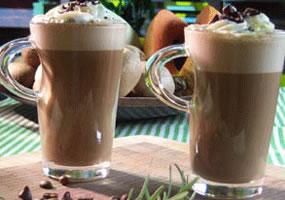 Café al cacao