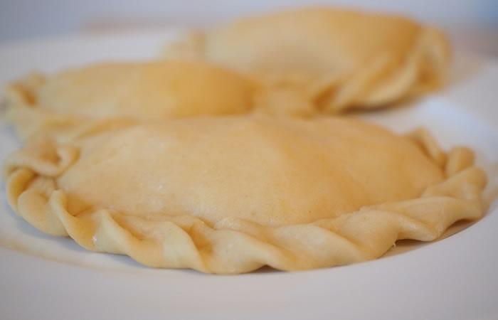 Empanaditas de espinaca