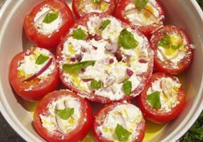 Tomates rellenos