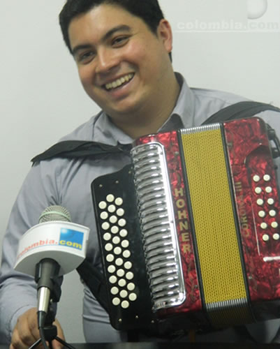 Carlos Mario Zabaleta Y Julian Mojica. Foto: Leonardo Quimbay