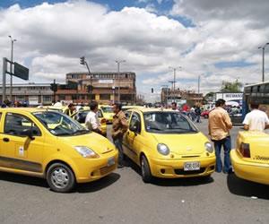 Nuevo centro antiestrés para taxistas en Bogotá