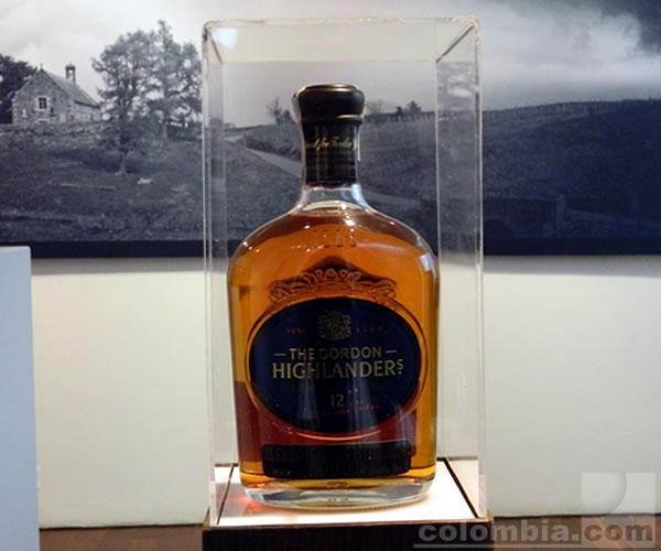 The Gordon Highlanders, la mezcla más premium de los  whiskys 12 años, llega a Colombia