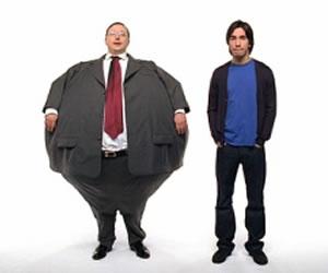 Prueban que la delgadez y la obesidad extremas son genéticas