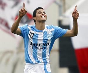 'Gio' Moreno regresó con Racing luego de ocho meses de lesión