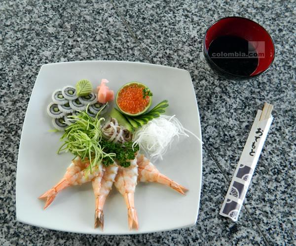 Aprenda de cocina japonesa con el chef Iwao Komiyama
