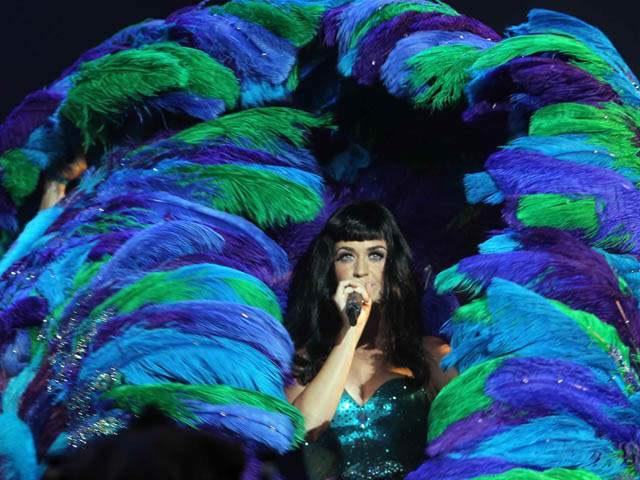 Katy Perry, Rihanna y Elton John cautivaron en el Rock in Rio 2011. Foto:EFE