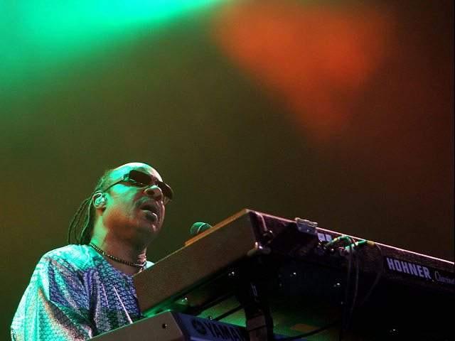 Stevie Wonder cautiva Rock in Río