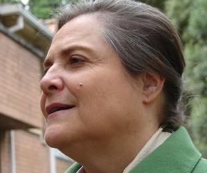 Clara López entrega llaves de Bogotá a Mahmud Abbas