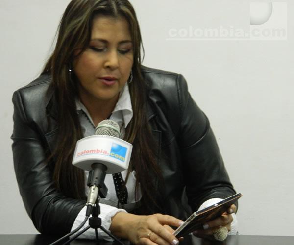 Arelys Henao en Colombia.com