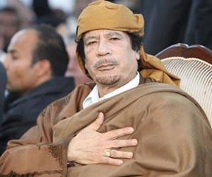Rebeldes aseguran haber matado a Muamar Gadafi
