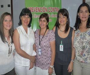 En Casanare, programa de prevención contra el cáncer de cuello uterino