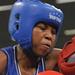 Ingrid Valencia en combate de los Juegos Panamericanos. EFE