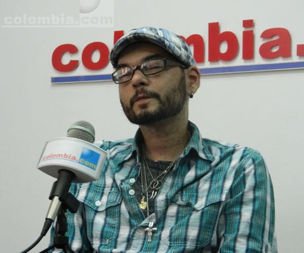 David de Soberal, amor por la música latina