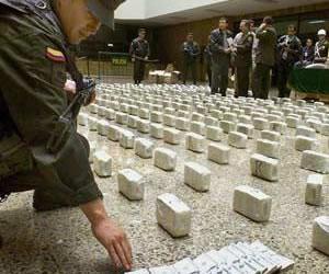 Guatemala incahuta 848k de cocaína procedente de Colombia