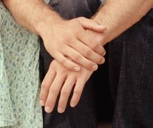 Longitud de la mano dan pista del tamaño del pene