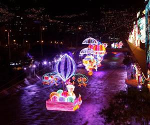 Fotos De Colombia En Navidad.Multimedia Navidad