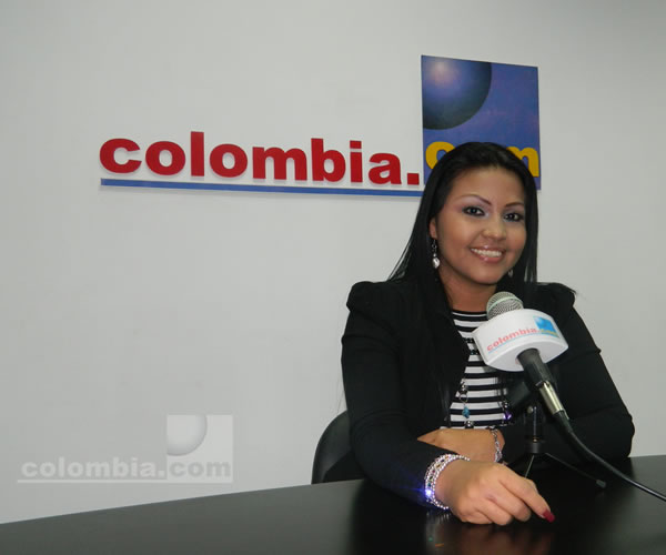 Karina en Colombia.com