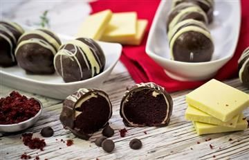¿Cómo hacer trufas de chocolate para sorprender a todos en Navidad?