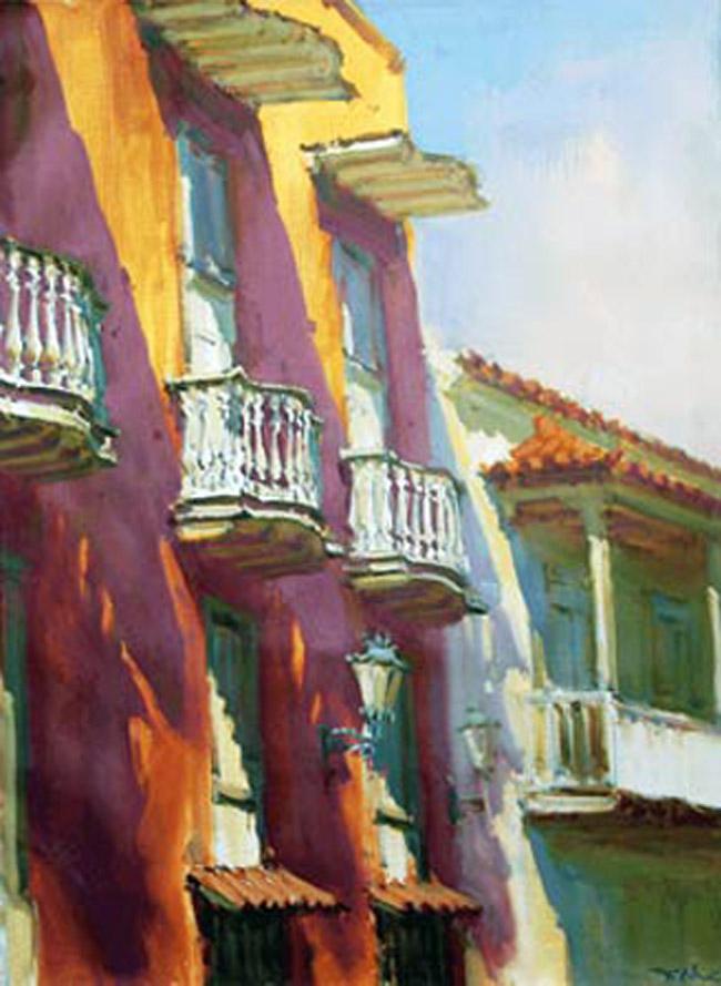 Balcón Apleno Sol