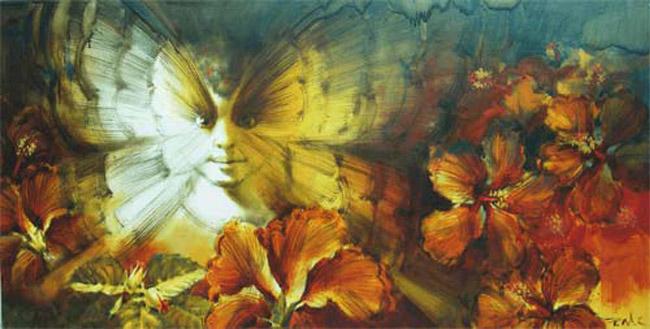 Vuelo de Mariposa
